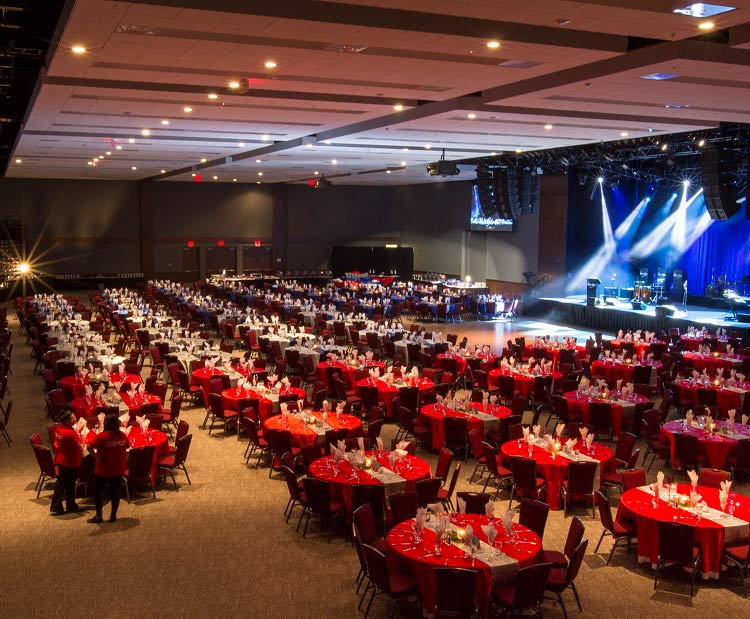 Grey Eagle Resort And Casino Event Centre
