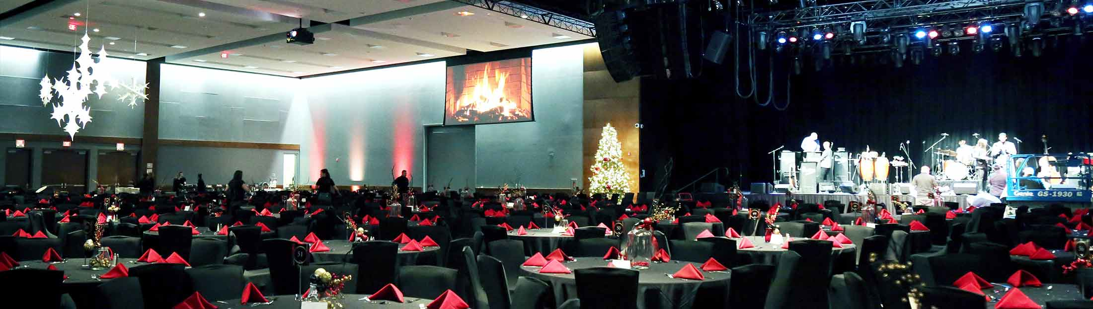 Grey Eagle Resort And Casino Event Centre